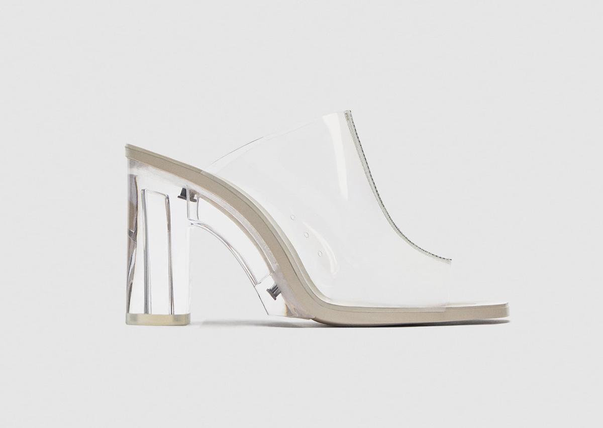 3f067334f6e19 mule-transparentes. Zapatos transparentes   mules