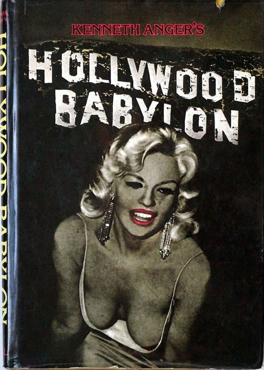 HOLLYWOOD BABYLON de KENNETH ANGER