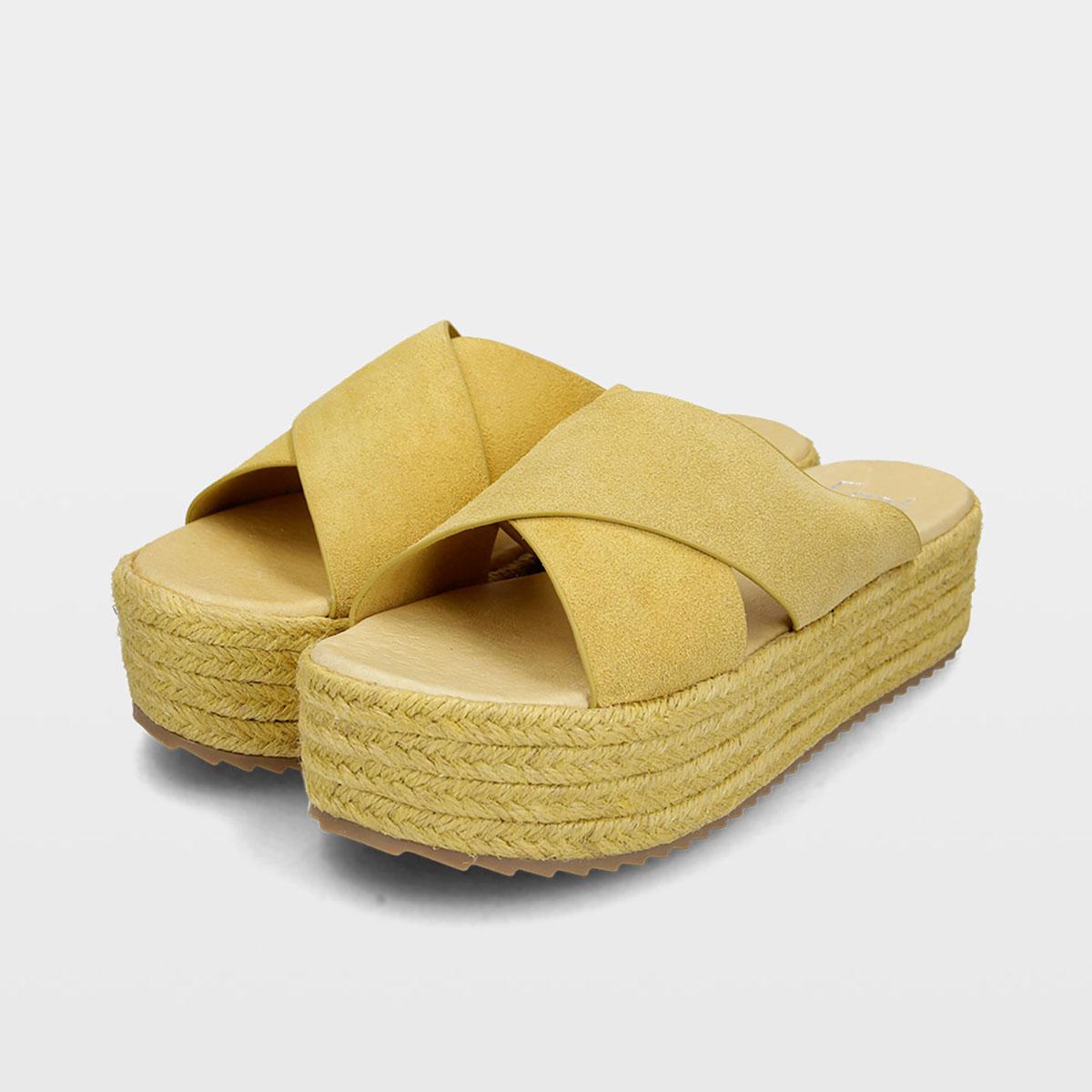 diseño atemporal 18d6f 3a104 Alpargatas y sandalias de yute, los zapatos de primavera ...