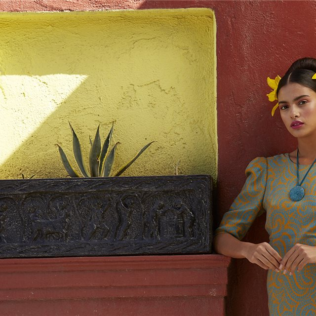4 looks 'beauty' inspirados en Frida Khalo