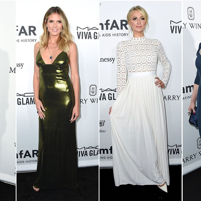 amfAR Los Angeles Inspiration Gala