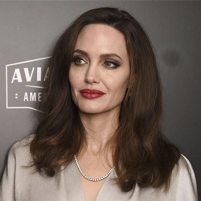 Angelina Jolie, la estrella de la alfombra roja de los Hollywood Film Awards 2017