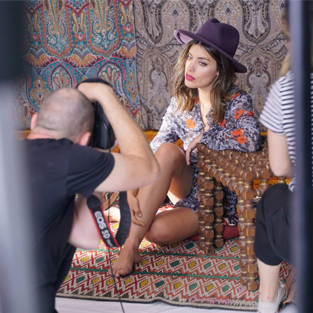 Making of: Dulceida para InStyle agosto 2017