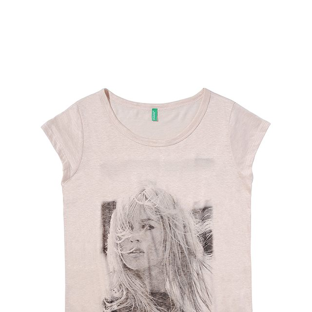 United Colors of Benetton rinde homenaje a Brigitte Bardot