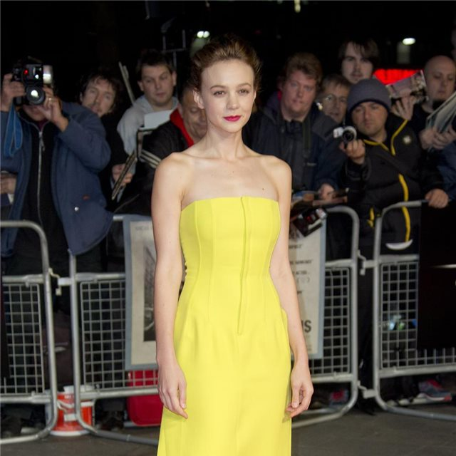 Carey Mulligan, de Dior