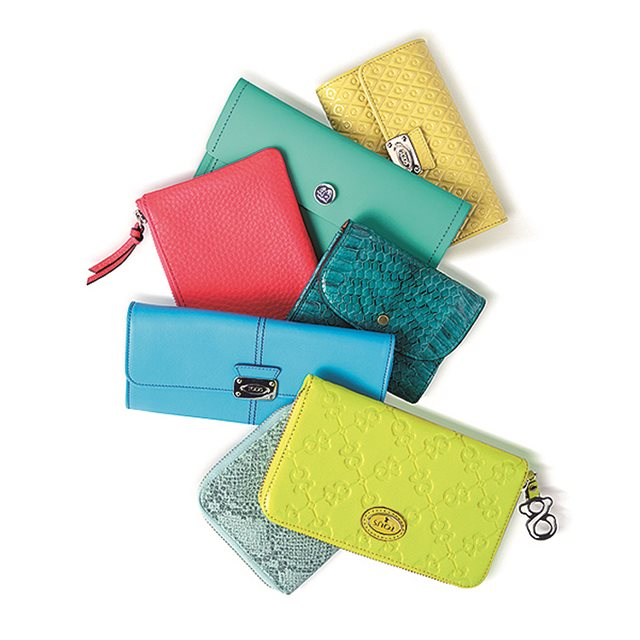 Tira de cartera… ¡A todo color!