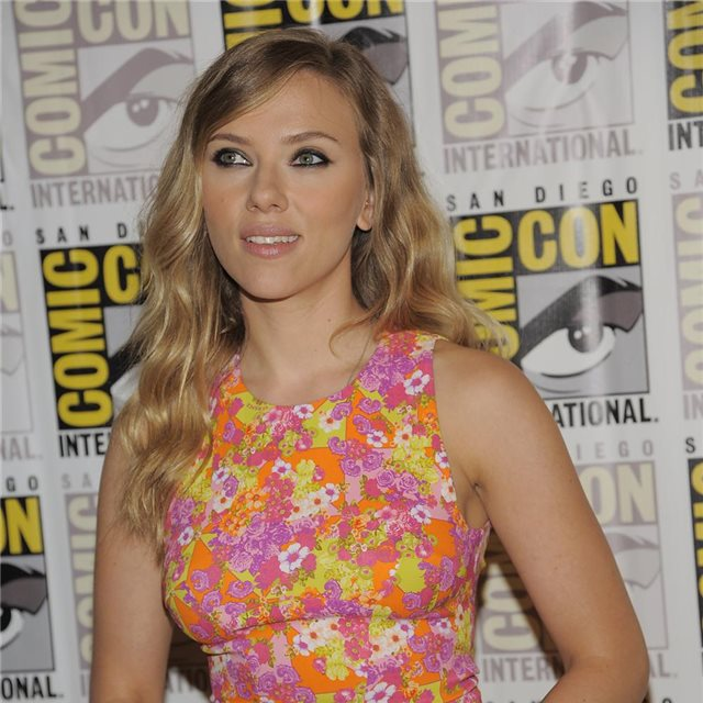 Las celebrities deslumbran en la Comic-Con