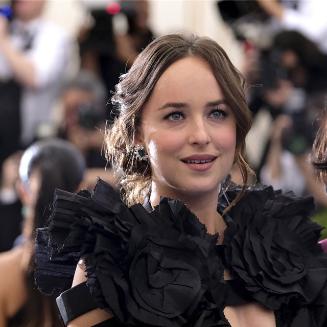 Dakota Johnson podría tiene ya a su Christian Grey en la vida real