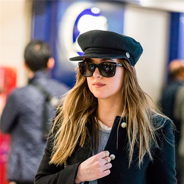 La versión 'low cost' del 'total look' de Gucci que lleva Dakota Johnson