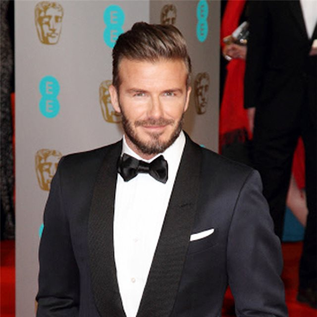 ¡(Des)viste a David Beckham!