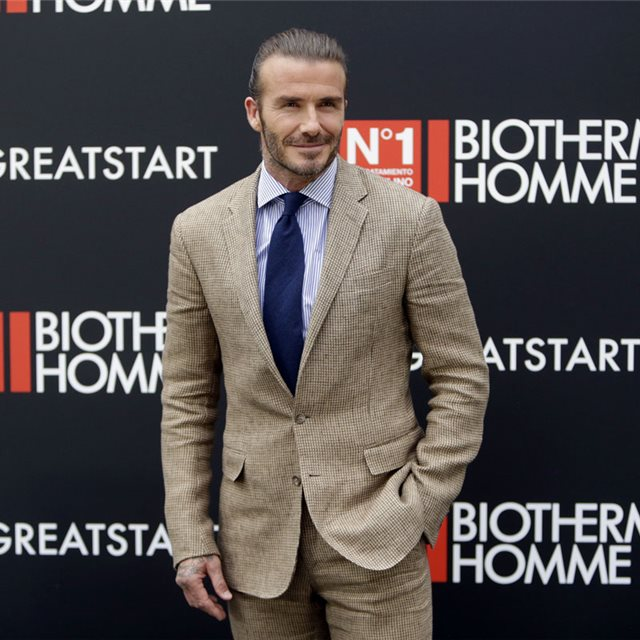 David Beckham ha estado en Madrid ¡y tú sin enterarte!