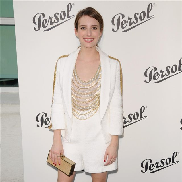 Emma Roberts, de Edition by Georges Chakra