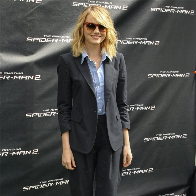 Emma Stone, de Band of Outsiders
