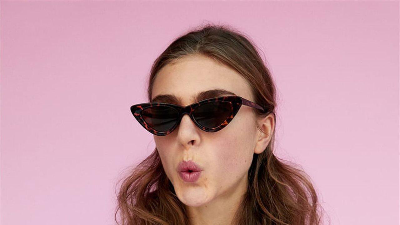 Las gafas retro que te resistías a llevar están más de moda que nunca -  InStyle 14675a866a50