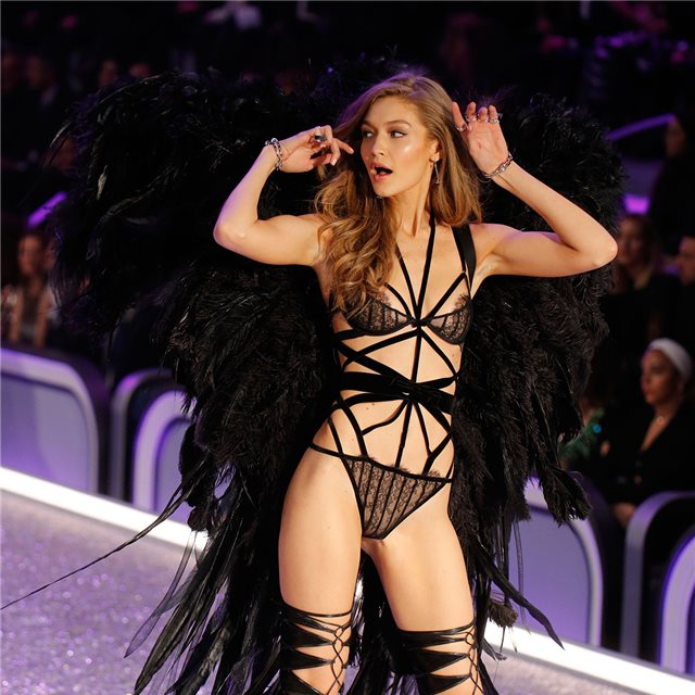 Gigi Hadid podría NO desfilar en Victoria' Secret Fashion Show 2017