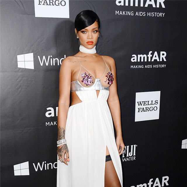 Gala amfAR en Los Angeles 2014