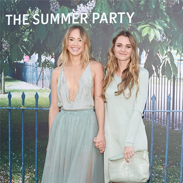 Las celebrities se van de Summer Party