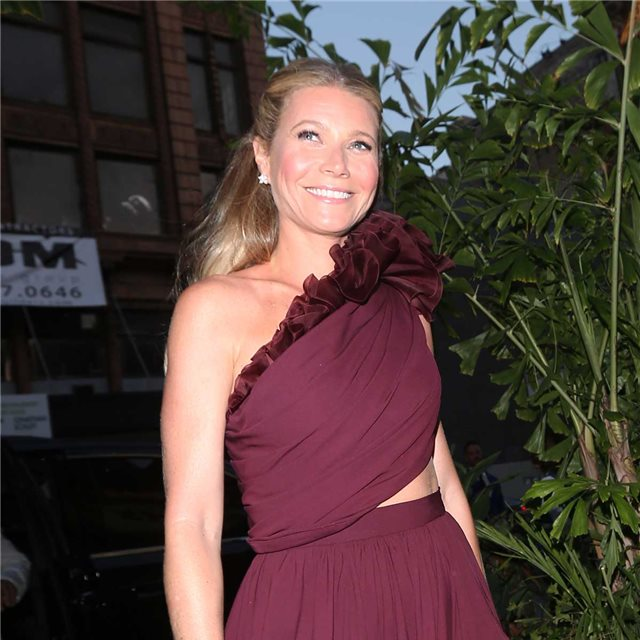 ¿Ha sido esta la boda secreta de Gwyneth Paltrow?