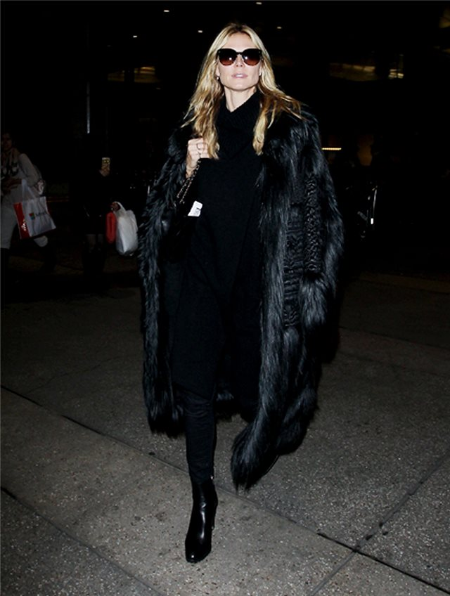 Heidi Klum, de Stella McCartney
