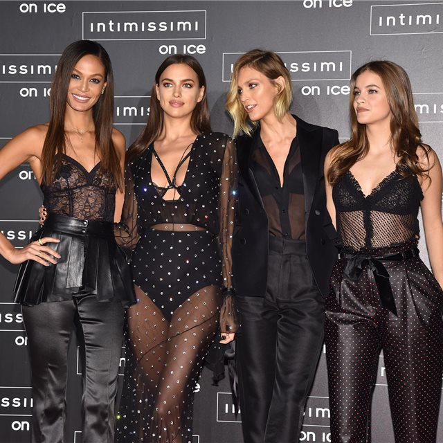 La tercera edición de 'Intimissimi On Ice'