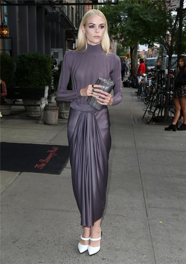 Jaime King, de Jason Wu
