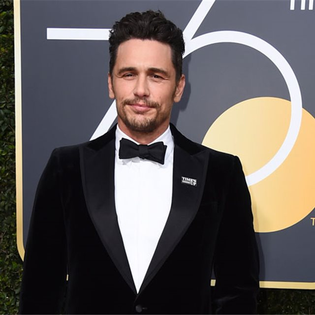 James Franco, uno de los grandes ausentes en los Critics' Choice Awards
