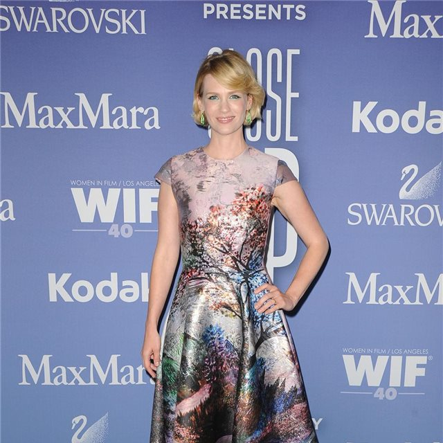 January Jones, de Mary Katrantzou