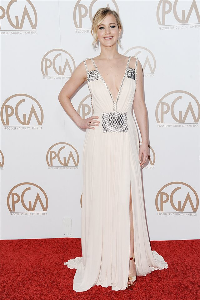 Jennifer Lawrence, de Prada