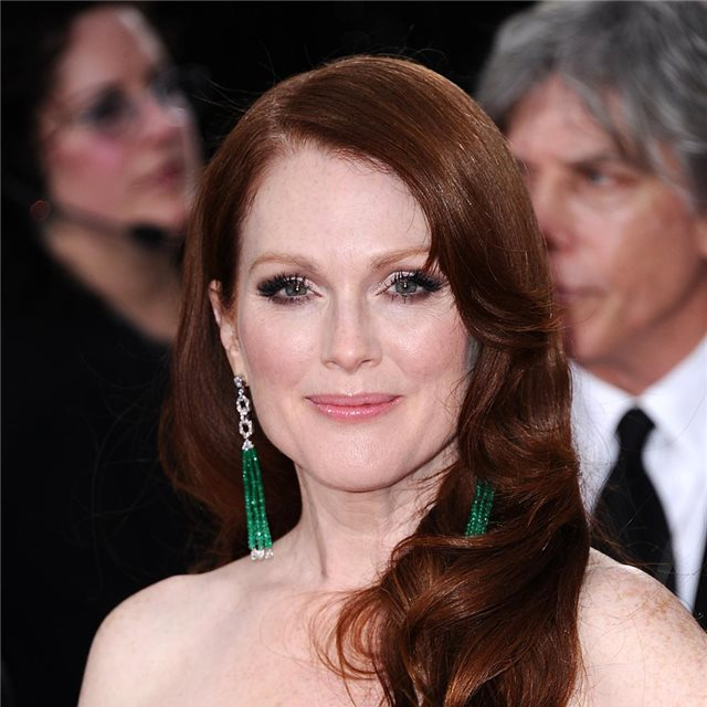 La transformación de Julianne Moore