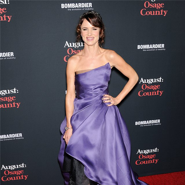 Juliette Lewis, de Monique Lhuillier