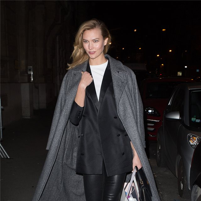 Karlie Kloss, look working girl