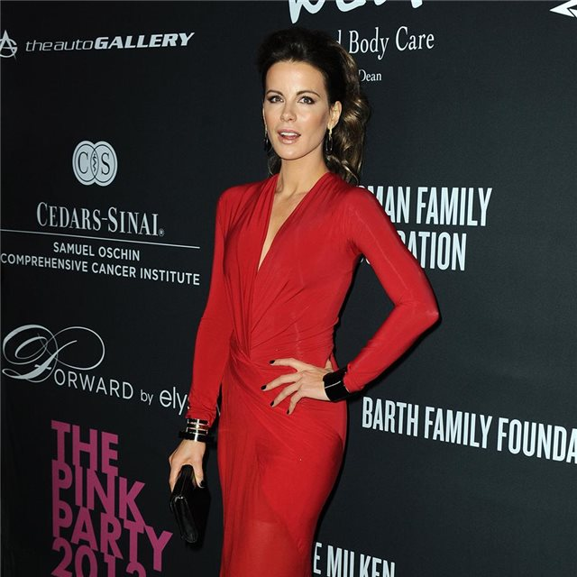 Kate Beckinsale, de Donna Karan