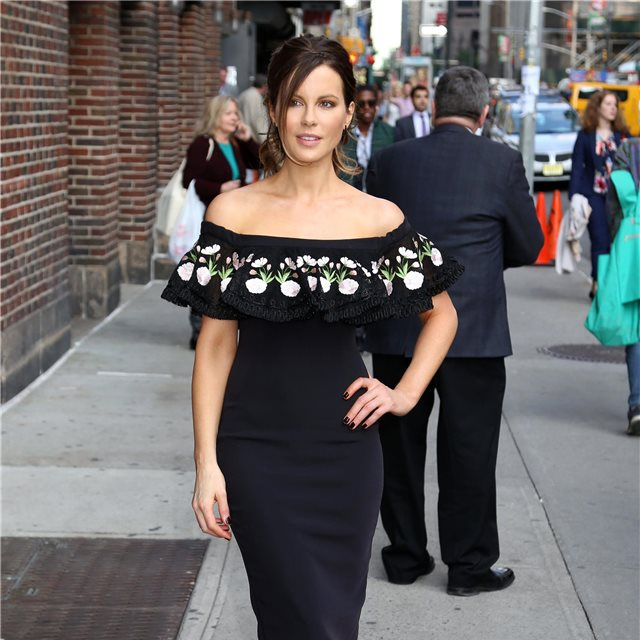 Kate Beckinsale, de Temperley London