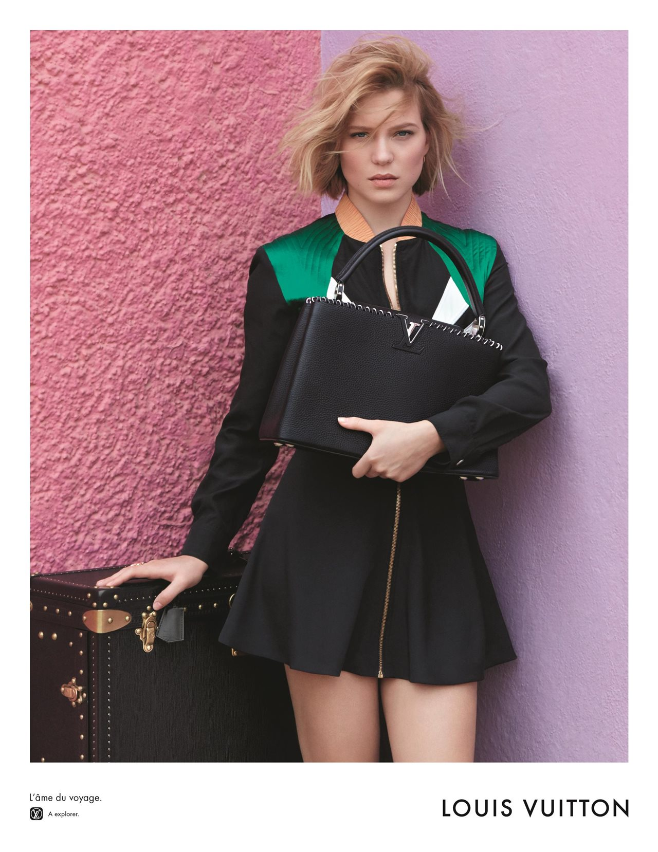 Léa Seydoux louis vuitton