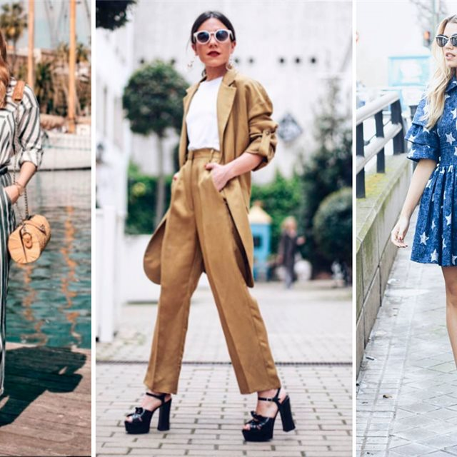 12 looks de verano para arrasar en la oficina ('made in' Instagram)