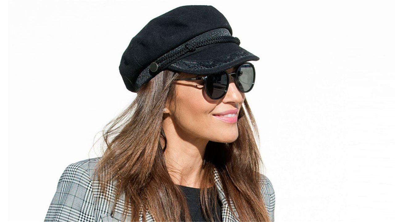 Los gorros y sombreros de mujer que lucirás este invierno - InStyle ba3c6a884d9