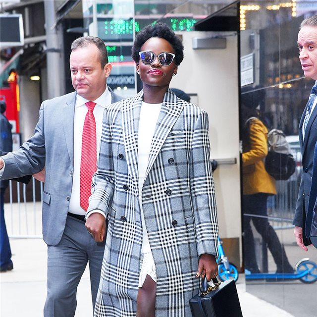 Lupita Nyong'o o cómo ser la perfecta 'working girl'