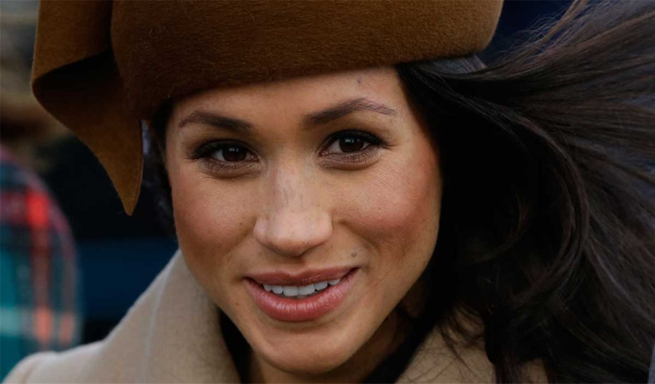 Meghan Markle dama de honor