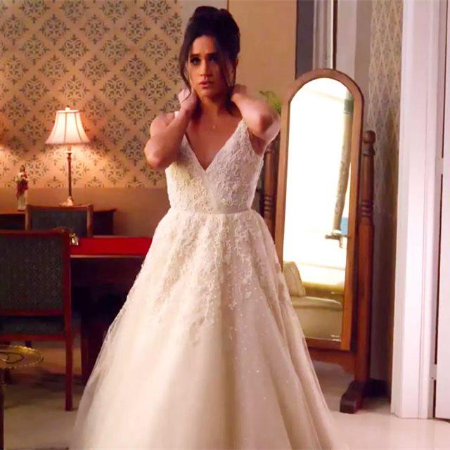 Segundo vestido de novia megan