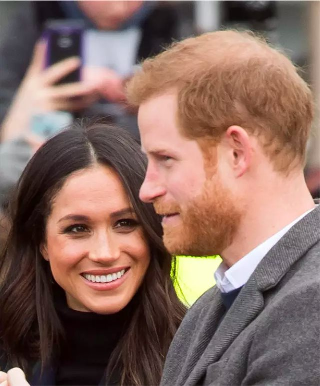 meghan y harry historia de amor real