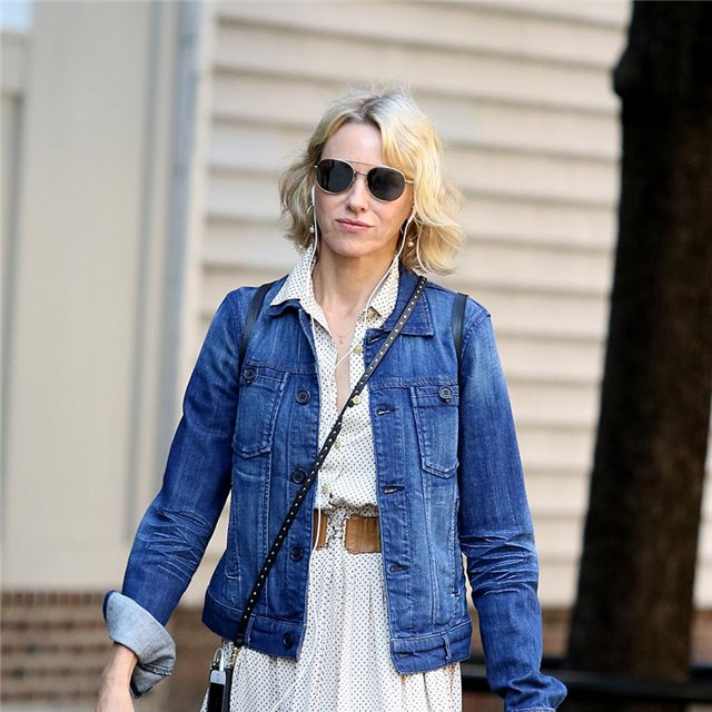 Naomi Watts y su look todoterreno