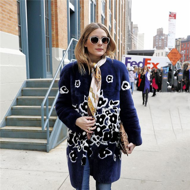 Olivia Palermo, una 'it girl' en Nueva York