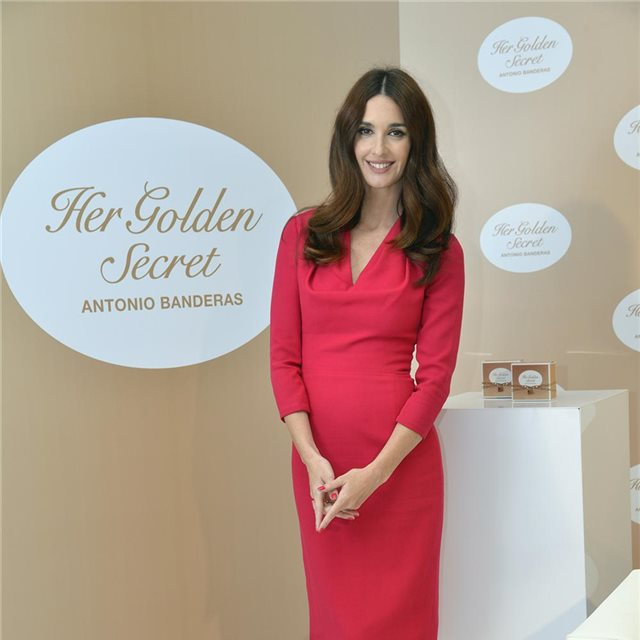 Paz Vega, de Carolina Herrera New York