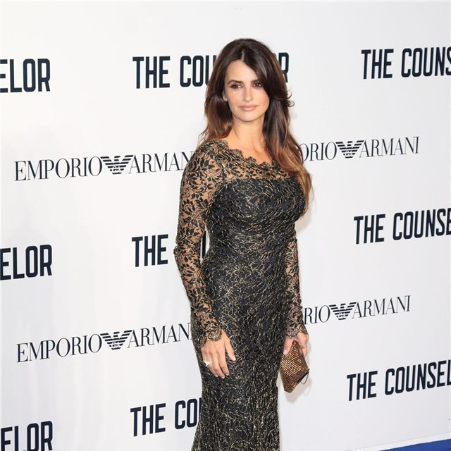 Penélope Cruz, de Temperley London