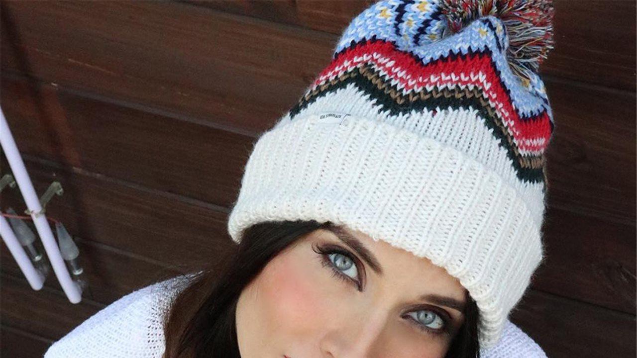 Blanca Suárez y Pilar Rubio tienen el gorro de lana perfecto para invierno  - InStyle 73fda59bbfdc