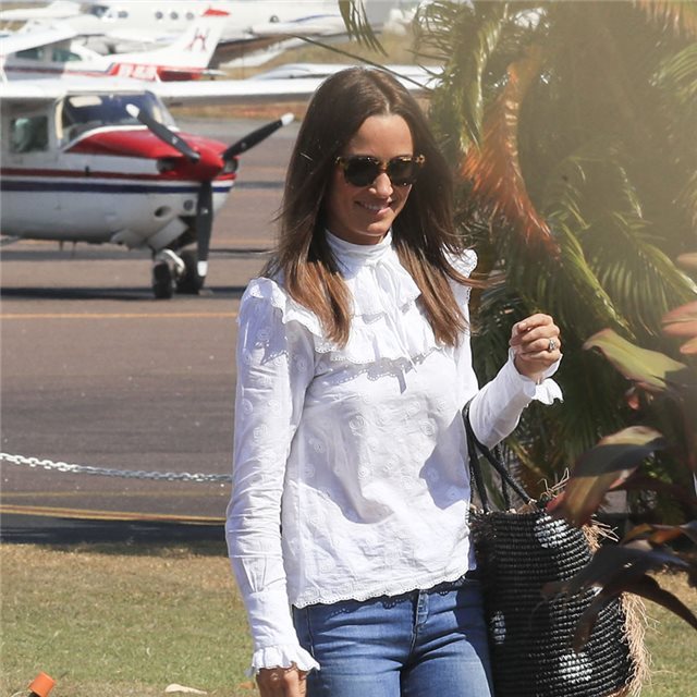 Pippa Middleton y su estilismo post boda