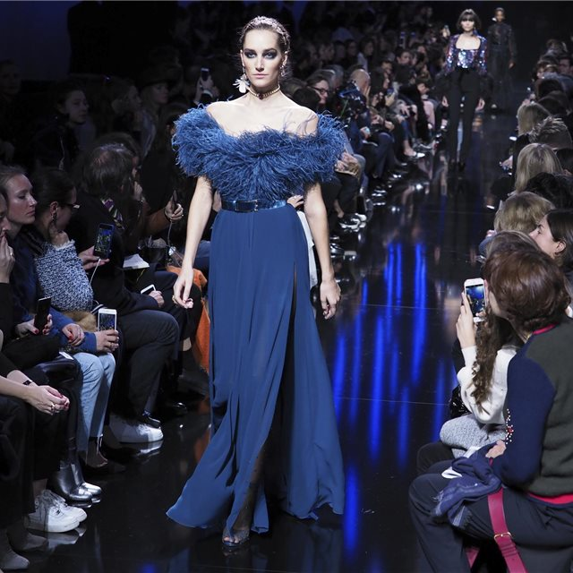 Los vestidos que nos han enamorado en Paris Fashion Week