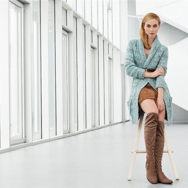Marta Hazas o la combinación más sexy para llevar botas mosqueteras f616dc896d9a