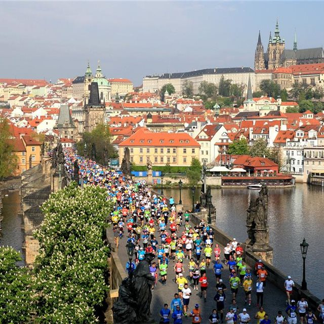 Praga, capital europea del deporte