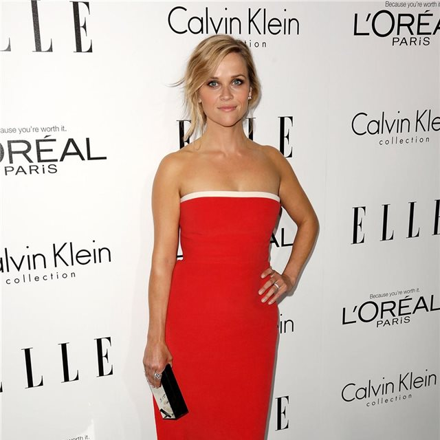 Reese Witherspoon, de Calvin Klein Collection